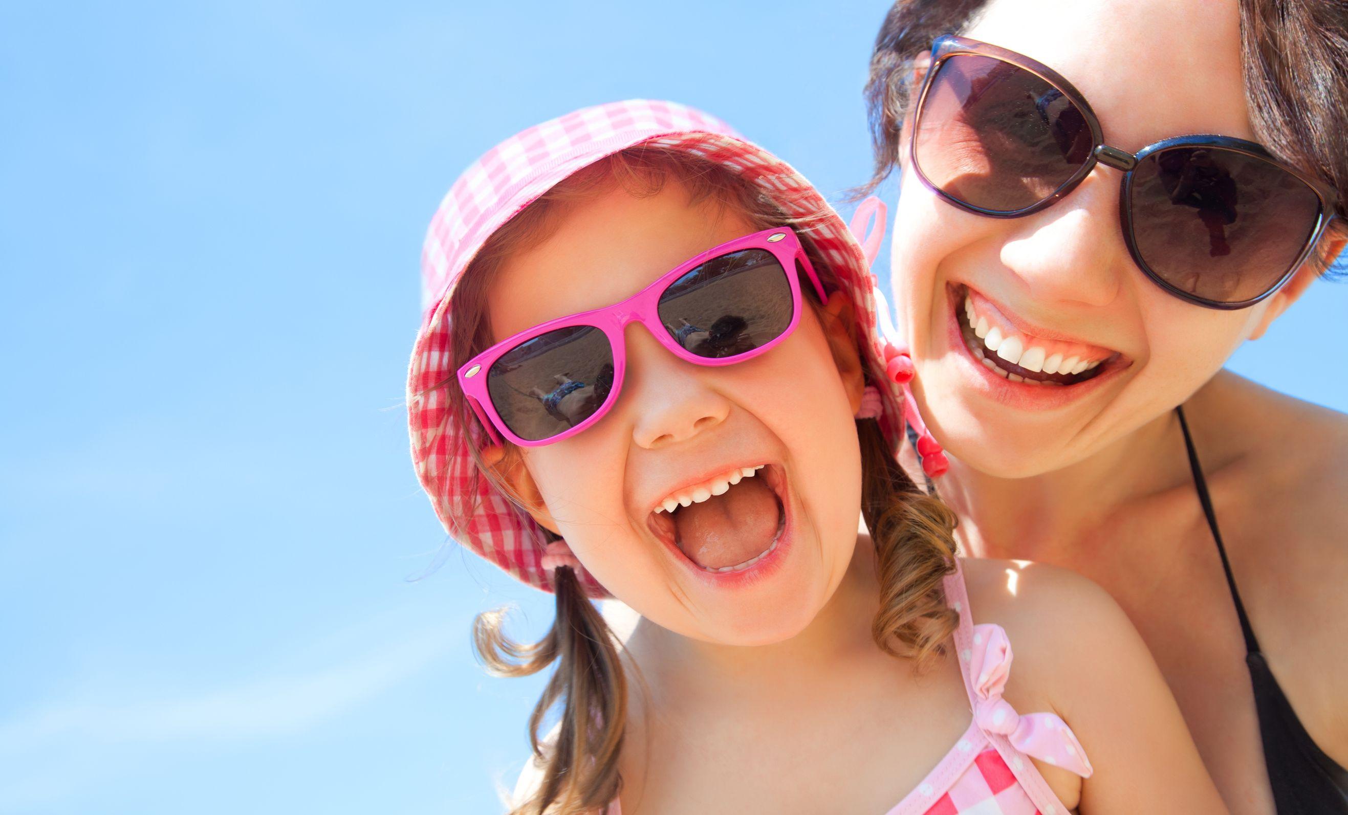 661d245b15f0e Óculos de sol infantis  eles merecem!