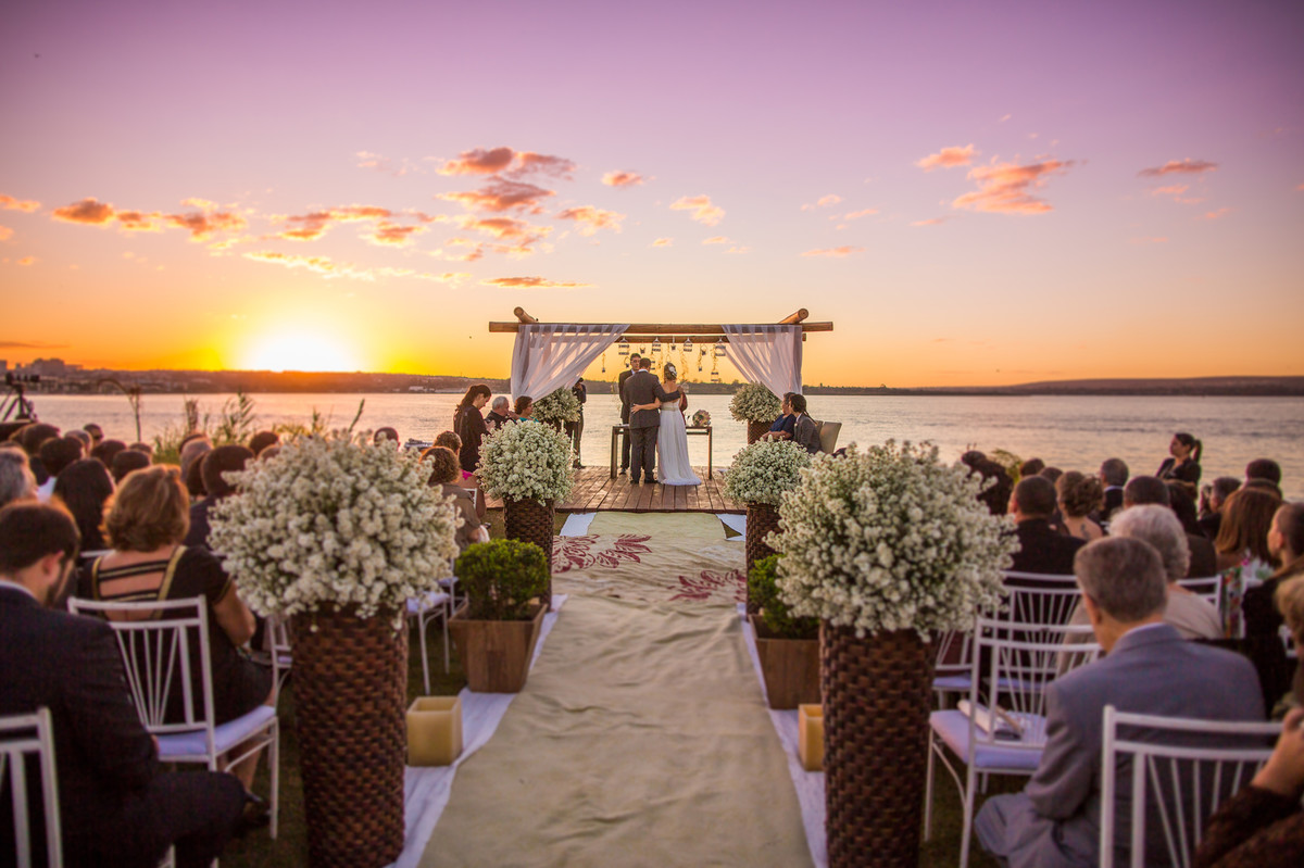 Populares Como planejar um casamento na praia   Quevedo - Joalheria e Ótica XY73