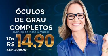 Regras  Comercial Óculos de Grau Completos d7e773f5bd